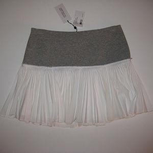 most stylish TENNIS skirt ever DEREK LAM NWT